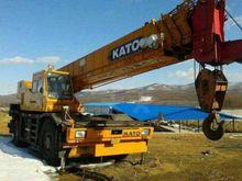 Used 2008 Kato KR50H