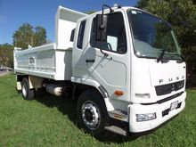 2012 Fuso Fighter 1627 Fm Tippe