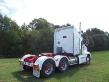 2010 Kenworth T408 T408 Prime M