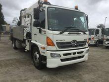 2014 Hino Gh 1728-500 Series El
