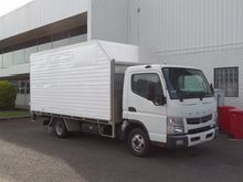 2012 Fuso Canter 515 Wide Pante