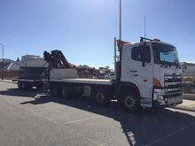 2015 Hino Fy - 700 Series 3248