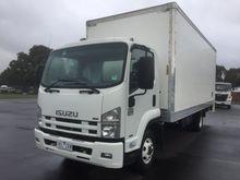 2011 Isuzu Frr500 Pantech Truck