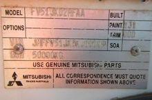 2003 Mitsubishi FV500 6x4 Sk...