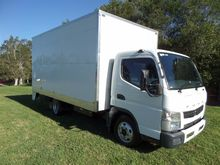 2013 Fuso Canter 615 Wide Cab P