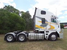 2010 Freightliner Argosy 110 Bi