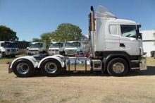 Used 2008 Scania R58