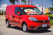 2017 Fiat Doblo Van