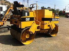 2004 Cat 214B