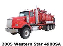 Used 2005 WESTERN ST