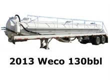 2013 WECO 130bbl