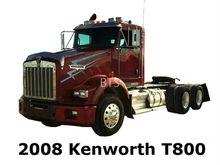 Used 2008 KENWORTH T