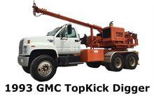 1993 GMC TOPKICK C6500