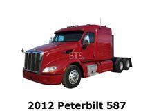 Used 2012 PETERBILT