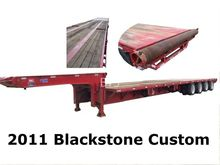 2011 BLACKSTONE Step Deck