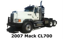 2007 MACK CL7000