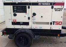 Used 2009 TEREX T50