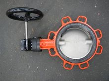 KSB Butterfly valves
