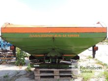 Used Amazone ZA-U 18
