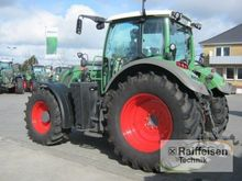 Used 2012 Fendt 714