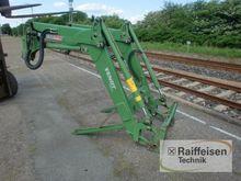 2009 Fendt Frontlader Cargo 4X