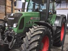 2008 Fendt 820 VO Power Greente