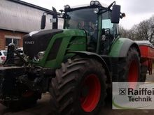 Used 2012 Fendt 824