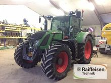 Used 2013 Fendt 714