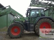 Used 2010 Fendt 716