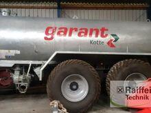 2012 Kotte Garant Güllewagen VT