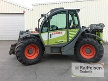 2011 CLAAS Scorpion 7045 Telesk