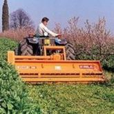 Falc Zenit 2500 Mulcher/Soil Co