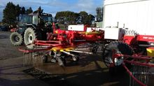 Pottinger 1252C Rakes/Tedder