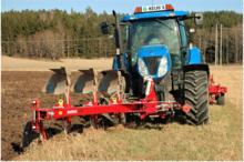 Agrolux XRWT PLOUGH Ploughs