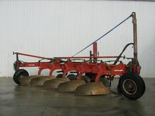 Klough 5 FURROW Disc Plough