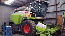Claas JAGUAR 960 Forage Harvest