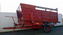 Giltrap Bale Wagon/Feedout
