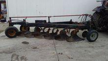 Dunhill 6 Furrow Disc Plough