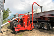 Farm King DIESEL GRAIN VAC Grai