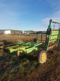 Reed Electro-feed Bale Wagon/Fe