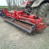 Falc Super Magnum Power Harrows