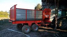 Buckton SD83 Bale Wagon/Feedout