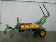 Read Sidewinder Bale Wagon/Feed