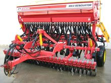 Duncan MK4 Renovator Seed Drill