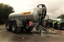 Veenhuis ECOLINE Slurry Tankers