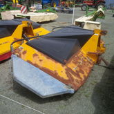 Maxam 3300 MK2 4 Drum Mower c/w