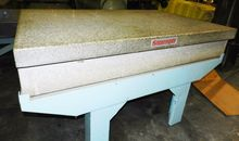 Starrett Granite Surface Plate
