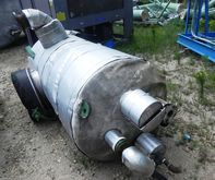 Ward Pressure Vessel 320 Gallon