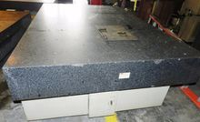 "Granite Surface Plate 108.5"" x"