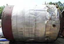 6,000 Gallon Stainless Steel Ta